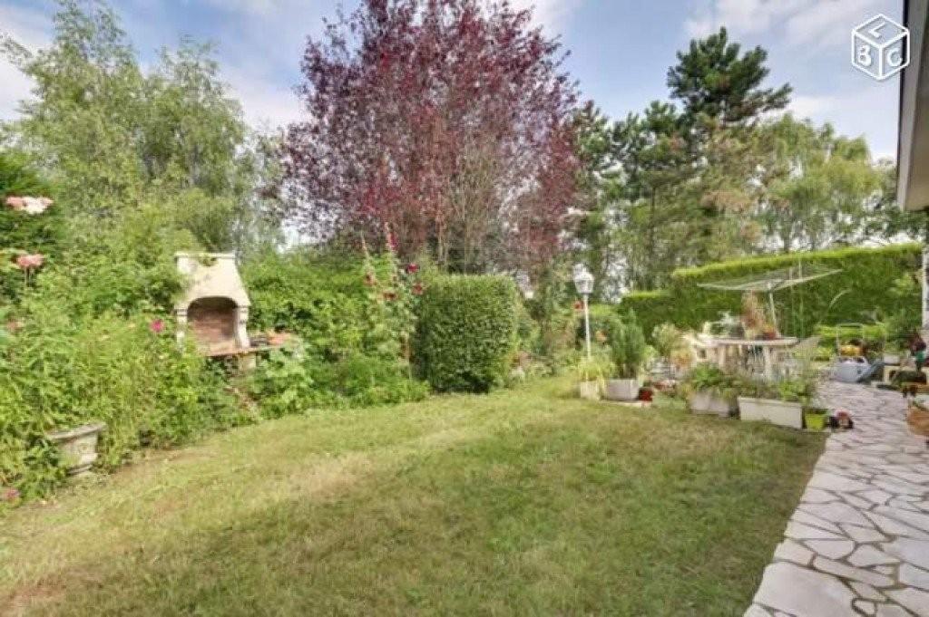 Mantes la ville vente maison 4 pi ces 93m2 219 000 for Jardin 78200