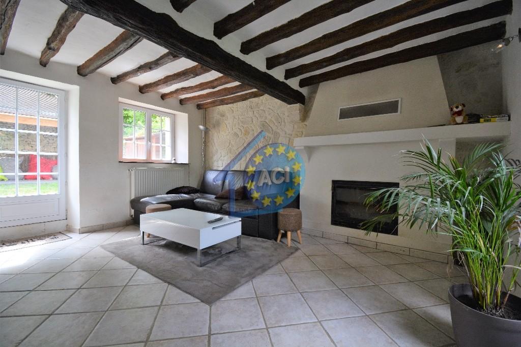 vente maison magnanville 78