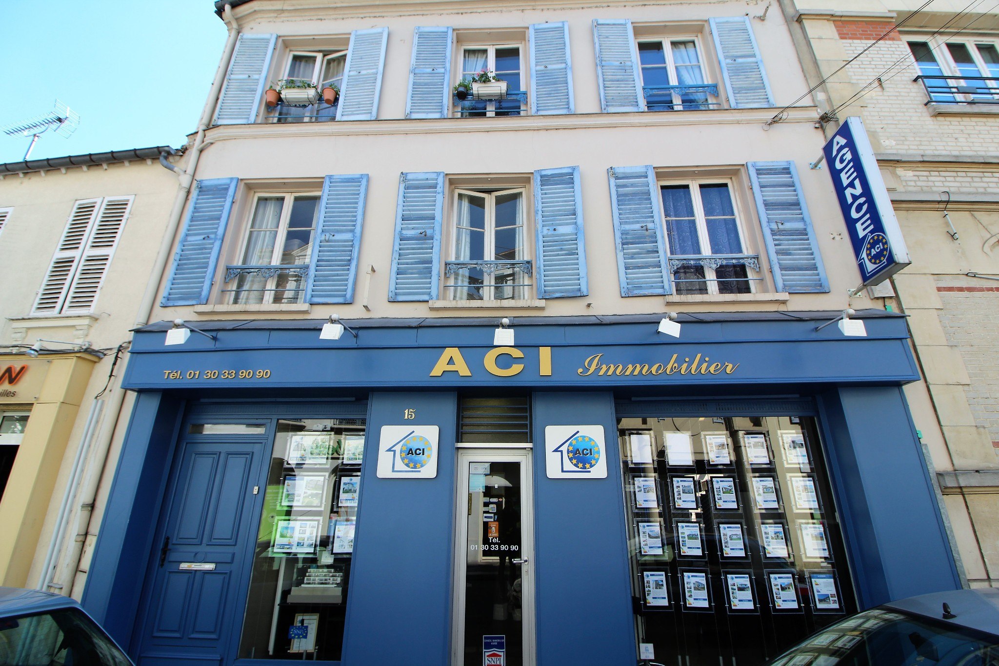 Agence immobili re aci 78 mantes la jolie for Agence immobiliere 78